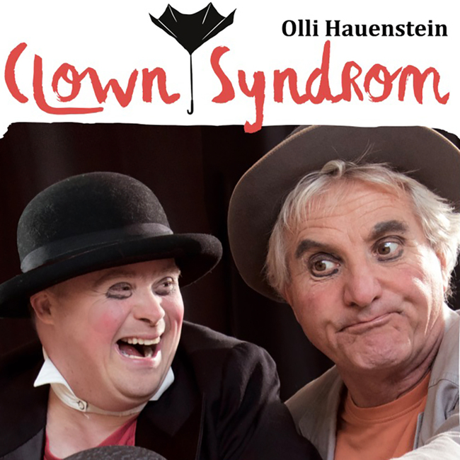 Olli Hauenstein: Clown-Syndrom